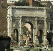 Ancient Roman Abilityto Create Arches Of Varying Complexity Was An