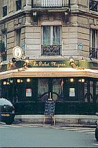 one of our favourite restaurants near the paris property