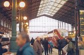 travelling to paris, france is easy by eurostar to gare du nord, especially from London Waterloo