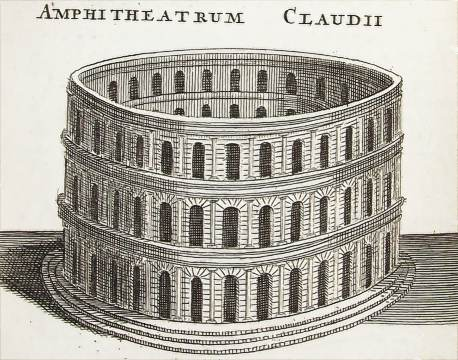 Roman Colosseum. | More pictures of Ancient Rome | About Roman Colosseums