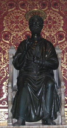 Saint Peter in Rome